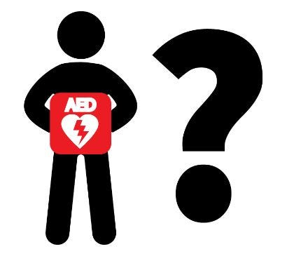 Can anyone use an AED?