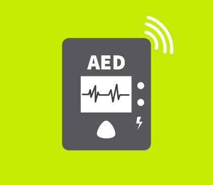 AED daily self-tests