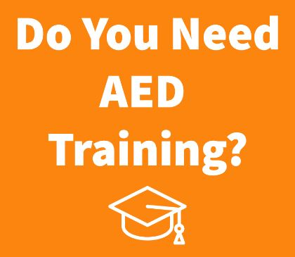 Who can operate an AED?