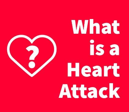 Differences between heart attack and sudden cardiac arrest