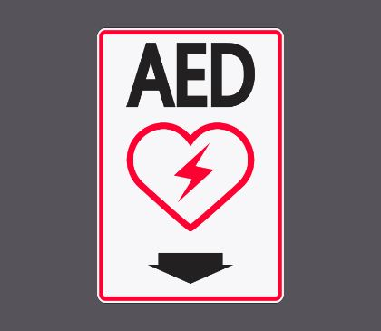 Locating an AED