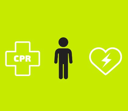 CPR and AED training for children