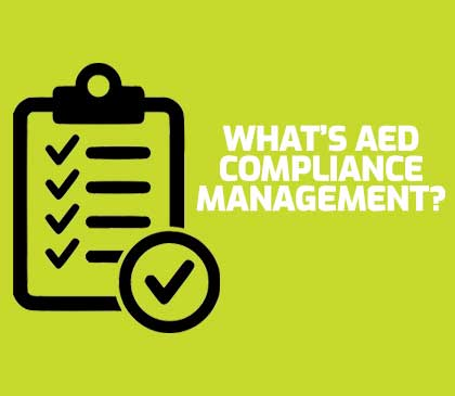 aed compliance management helps aed owners