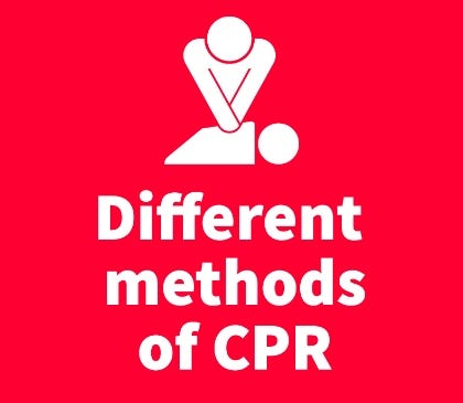 Hands-Only CPR vs. CPR with Mouth-to-Mouth Resuscitation