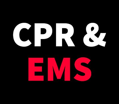 Will law enforcement administer CPR if they arrive before EMS?