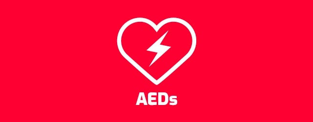 New AED