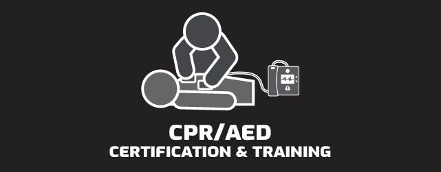 CPR AED Certification & Training