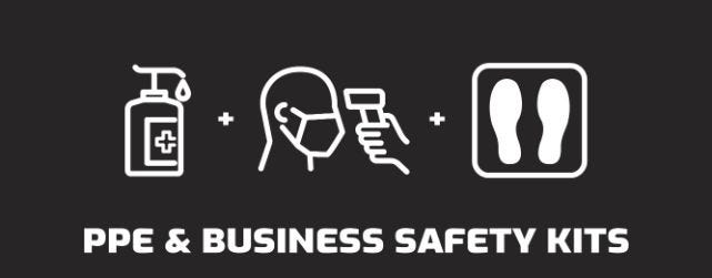PPE & Business Safety Kits