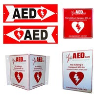 AED Sign bundle