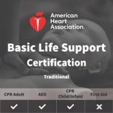 BLS Healthcare Provider Certification - American Heart Association
