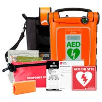 Cardiac Science G5 AED Package Contents
