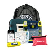 Portable AED package with Cardiac Science G3 Plus AED