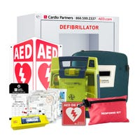 Cardiac Science G3 Pro AED Package for Hospitals and Healthcare Settings