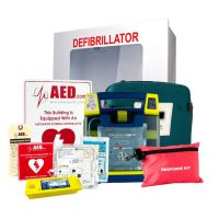 Cardiac Science Powerheart G3 Plus School Package (Recertified)