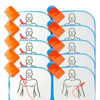 Defibtech Lifeline AED Replacement Training Pads (5 Pack)