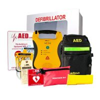 Defibtech Lifeline AED School Package