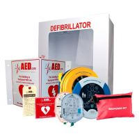 HeartSine Samaritan AED Dentist Package