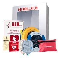 HeartSine Samaritan AED School Package
