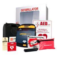 Lifepak CR Plus School AED Package
