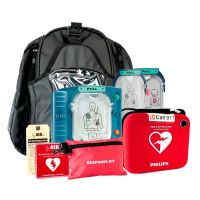Philips HeartStart OnSite Portable AED Package