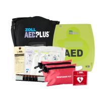 ZOLL AED Plus First Responder Package (Recertified)