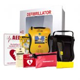 Defibtech Lifeline View AED Business Package (Recertified)