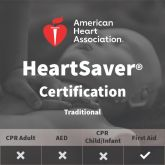 First Aid Certification - American Heart Association