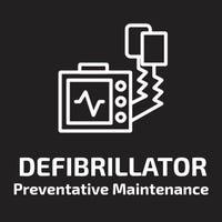 defibrillator preventative maintenance