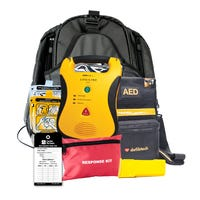 Defibtech Lifeline AED for Athletic Groups, Clubs, Sports Teams