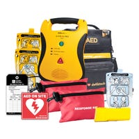 Defibtech Lifeline AED package for first responders