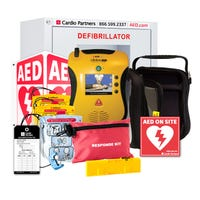 Defibtech Lifeline View Healthcare Package