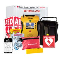 Defibtech Lifeline View AED School Package (Recertified)