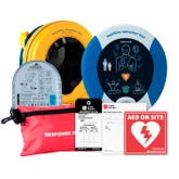 HeartSine Samaritan PAD AED Package Contents