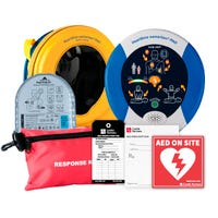 Heartsine Samaritan 450P package contents