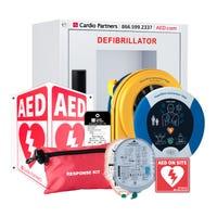 HeartSine Samaritan AED Dentist Package