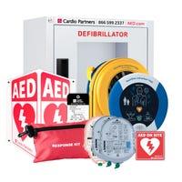 HeartSine Samaritan AED Healthcare Package