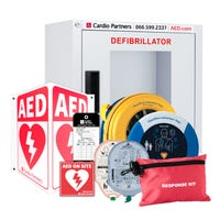 AED for Schools, Daycares, Libraries