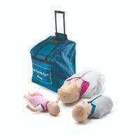 Laerdal manikin family pack