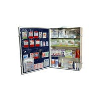 Large First Aid Cabinet with Supplies