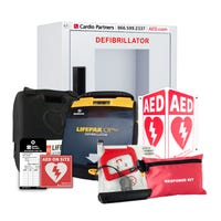 Physio-Control LIFEPAK CR Plus Business Package (Recertified)