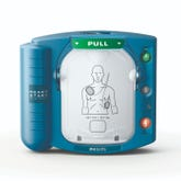 Philips AED scratch and dent