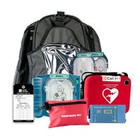 Philips Onsite AED Package for sports teams and athletic trainers