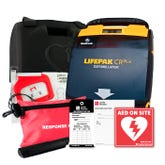 Physio-Control LifePak CR Plus AED Contents