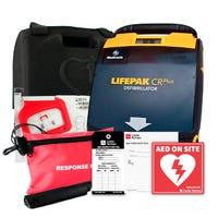 Physio-Control LifePak CR Plus AED Contents