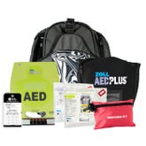 ZOLL AED Plus Portable AED Package
