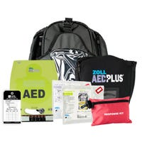 ZOLL AED Plus Portable AED Package (Recertified)