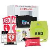 ZOLL AED Plus Business Package (Recertified)