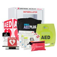 ZOLL AED Plus Healthcare Package (Recertified)