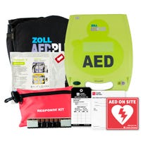ZOLL AED Plus Package Contents