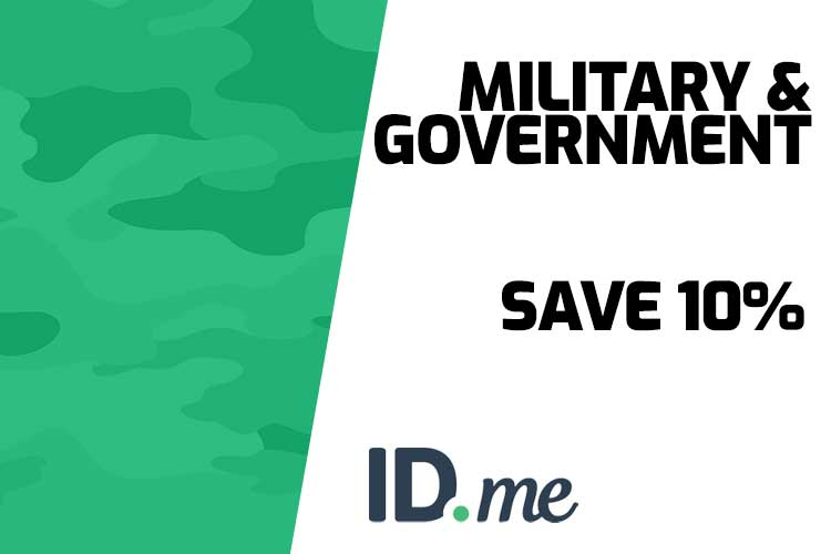 military discount on AEDs